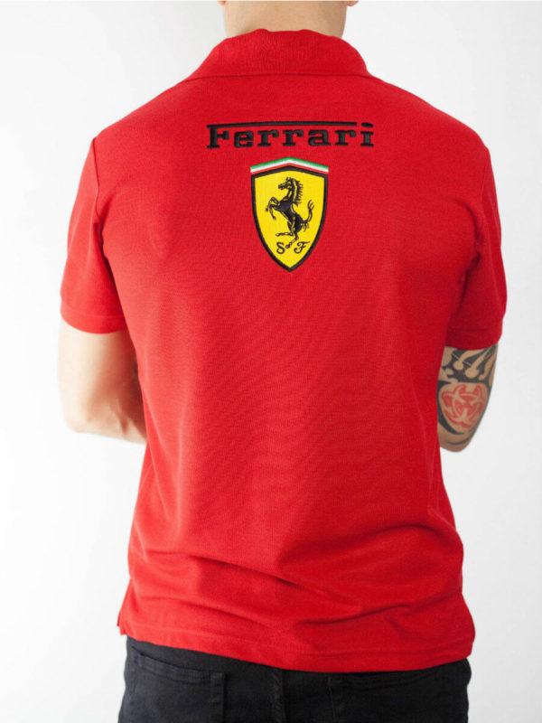 Ferrari F-1 Polo Shirt