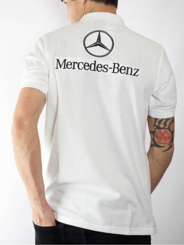 Mercedes Benz Polo Shirt Mens Wear Outlet Clothing Depot