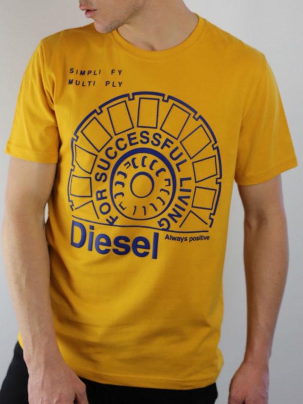 diesel t ballock r t shirt 50 off clothing depot. Black Bedroom Furniture Sets. Home Design Ideas