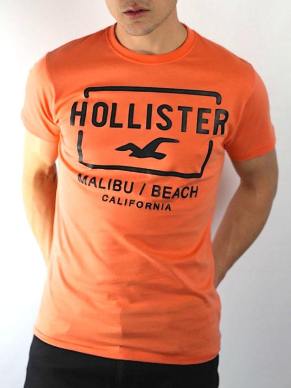 Hollister Malibu Beach Graphic T-Shirt