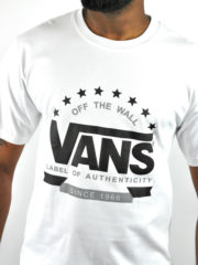 Shop Vans | Vans Off The Wall T-Shirts | Clothing Depot