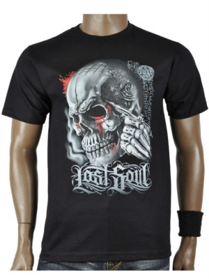 Dyse One Skull T-Shirt