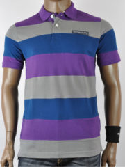 Tommy Hilfiger Block Striped Polo Shirt