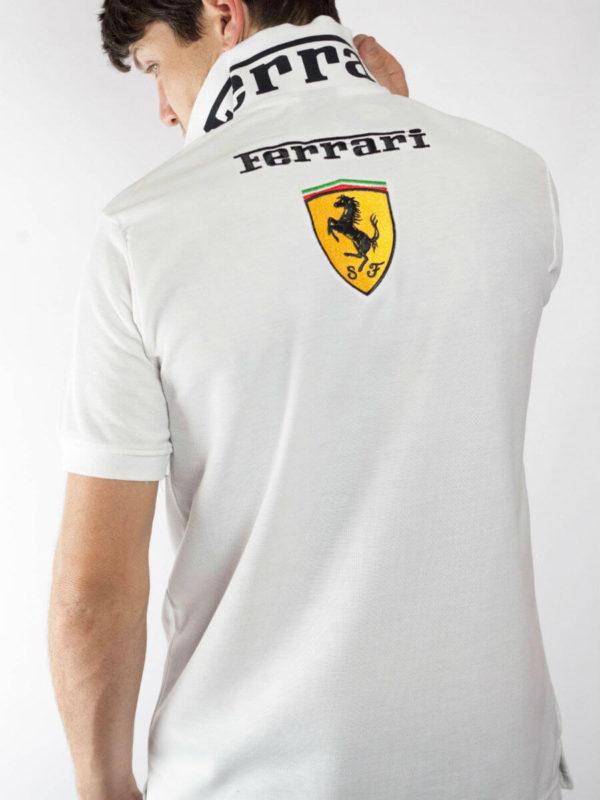 21d23884 Ferrari F-1 Polo Shirt