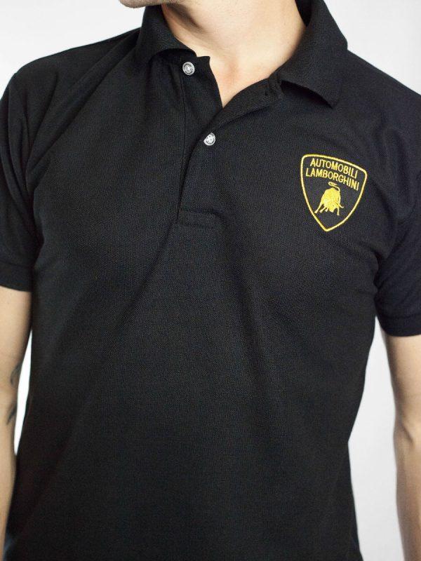 Lamborghini Automobili Polo Shirt