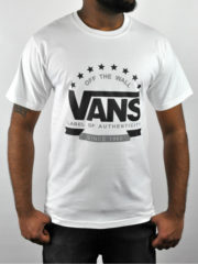 Shop Vans | Vans Off The Wall T-Shirts | Clothing Depot