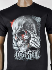 Dyse one Lost Souls Skull T-Shirt | Clothing Depot