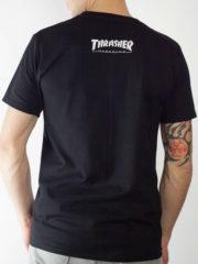 Thrasher X Manik Skate T-Shirt