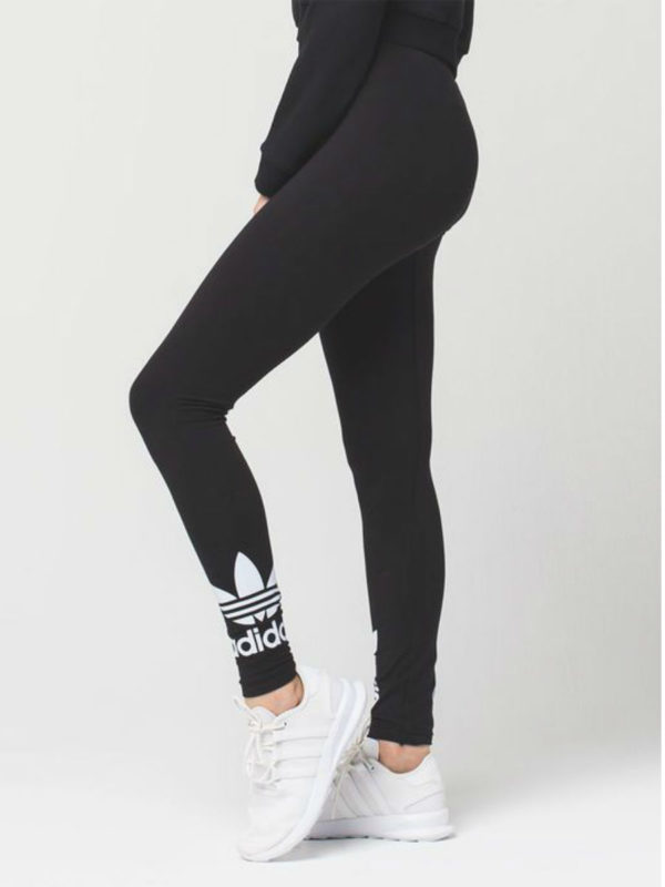 Adidas Originals Trefoil Logo Leggings