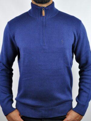 Ralph Lauren Half Zip Sweater Navy
