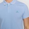 Gant Contrast Collar Pique Rugger Polo Shirt
